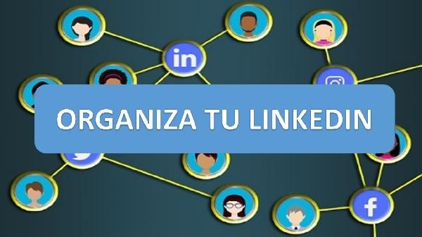 Organizar contactos de Linkedin
